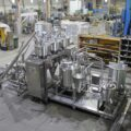Machine Agro-alimentaire conditionnement laitier